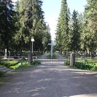 Tyrnävän hautausmaa