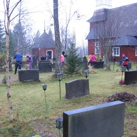 Temmeksen hautausmaa